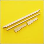 """Рамки для ульев """"Магазин"""" (ель, разделитель Гофмана + отверстия, упаковка 50 штук) фото"""