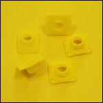 Цоколь для прививочной рамки (25 штук, Джентерский сот, Германия) фото