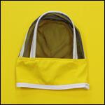 """Дополнительная запасная сетка к куртке """"Пчеландия-ПРО"""" (цвет жёлтый) фото"""