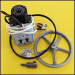 Электро привод для медогонки ПЭМ-90ИШ фото