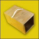 Роевня прямоугольная (фанера) фото