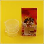 Декоративная упаковка для пробников 2х80 мл (10 штук) фото