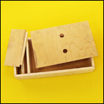 "Кормушка для пчел надрамочная ""EcoWood-BeeBox-Nuc-42"" (дерево, на 4,2 литра) фото"