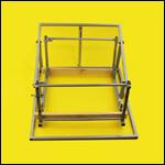 Кондуктор поворотный сборки рамок (на 10 рамок) фото
