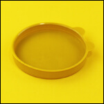 Крышка пластиковая (СКО 82 мм, 10 штук) фото