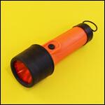 """Фонарь с красным светофильтром """"SV-2D"""" (криптоновая лампа) фото"""
