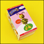 """""""Пчёлка"""" кукла-набор для детского творчества фото"""