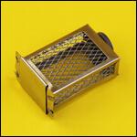 Клеточка маточная металлическая (клеточка Титова) фото