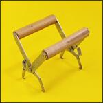 "Захват для рамок с деревянными ручками ""PRO-125"" (оцинковка) фото"