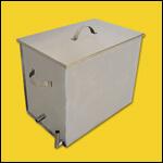 Воскотопка паровая (30л, на 6 рамок) фото