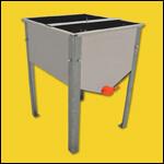 Стол для распечатки рамок (54х50, нержавейка) фото