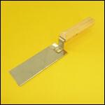 """Лопатка-совок для мёда """"PRO-1"""" (нержавейка) фото"""