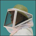Сетка лицевая металлическая (квадратная передняя часть) фото